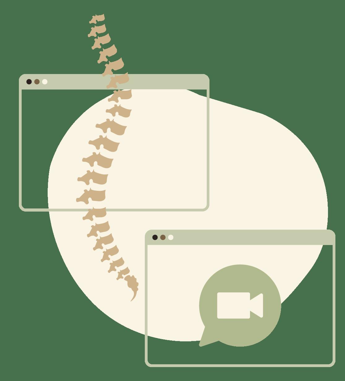 orientacion online con pablo herrera quiropractico